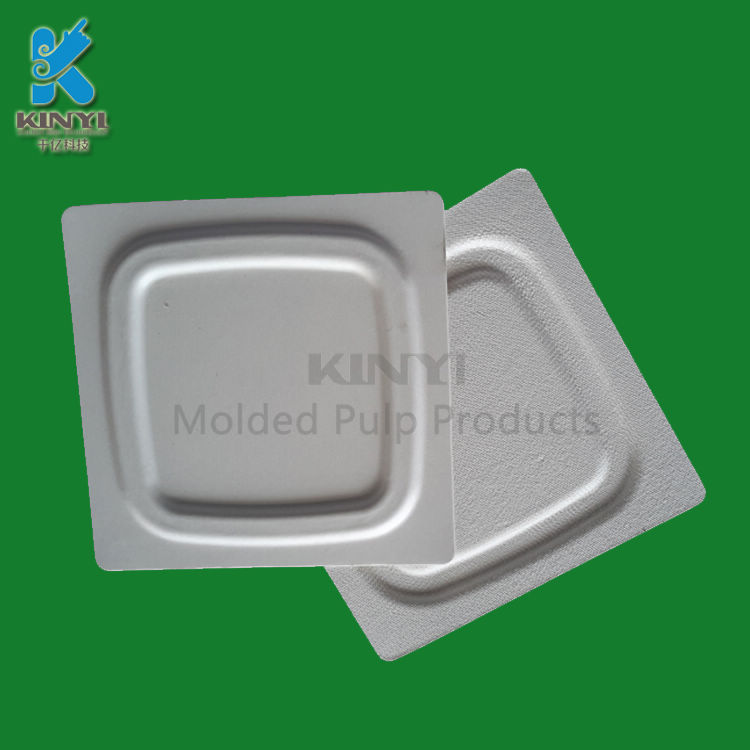 pulp packaging tray