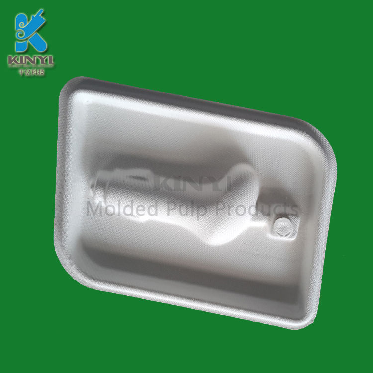 kinyi of china supplier Bagasse molded pulp packaging