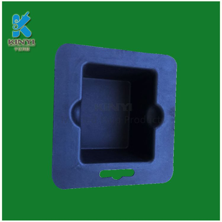 Biodegradable molded pulp packaging paper mache boxes suppliers